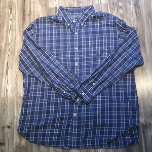 Chaps Long Sleeve Button Down Shirt